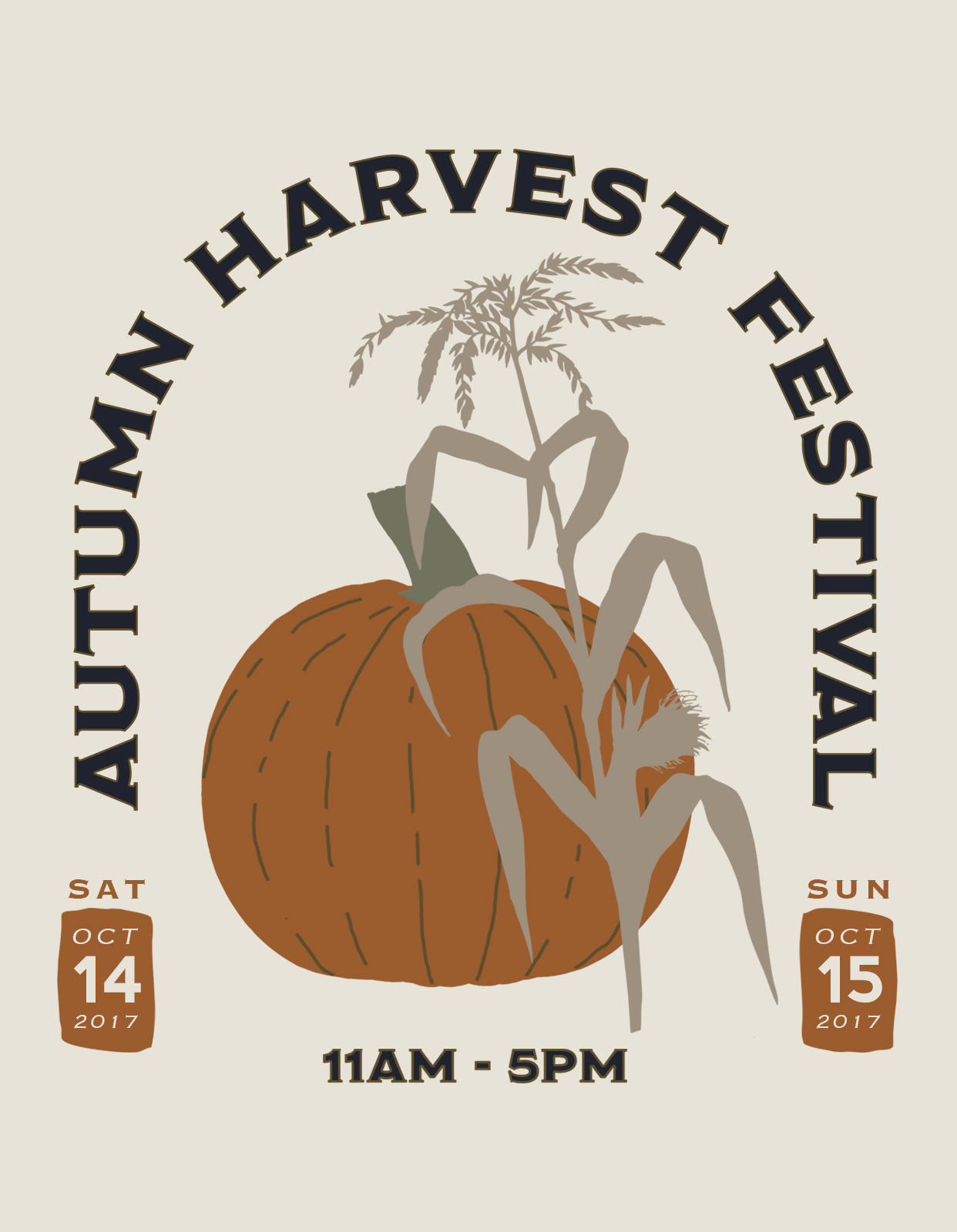 autumn harvest festival 2017